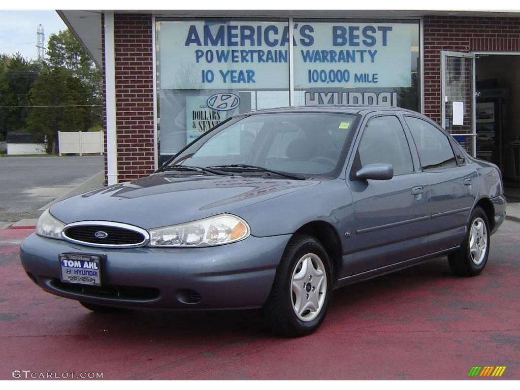 1999 Ford Contour #3