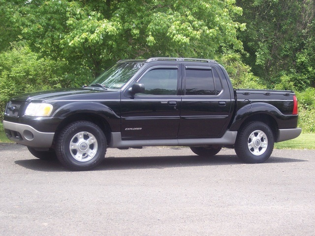 2001 Ford Explorer Sport Trac #11