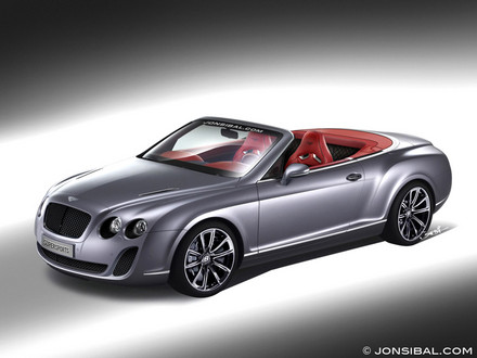 Bentley Continental Supersports Convertible #18