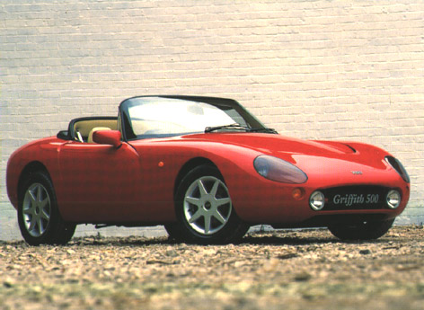 1996 TVR Griffith #3