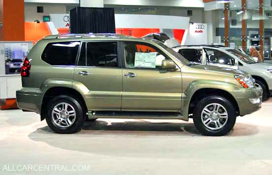 2009 lexus gx 470 photos informations articles. Black Bedroom Furniture Sets. Home Design Ideas