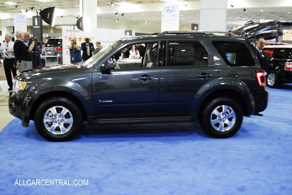 2009 Ford Escape Hybrid #3
