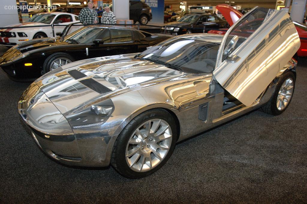 2005 Ford Shelby GR-1 Concept #13