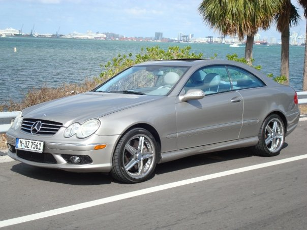 2004 Mercedes-Benz CL #5