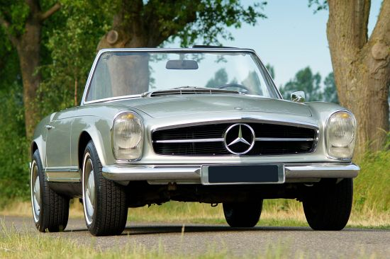 1966 Mercedes-Benz SL #13