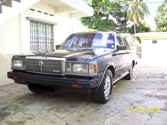 1983 Toyota Crown #7