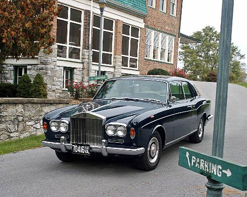 1967 Rolls royce Silver Shadow #4