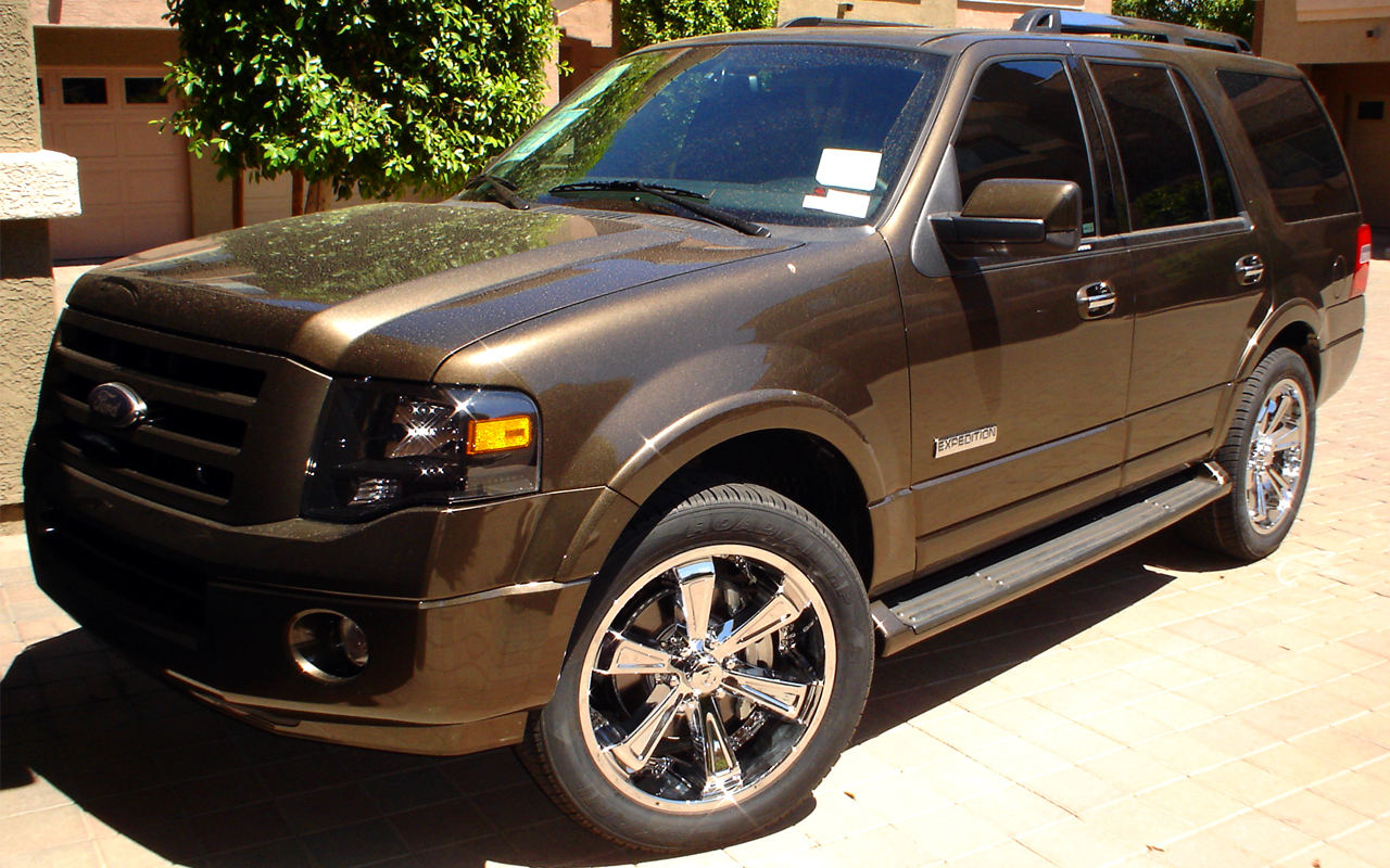 2007 Ford Expedition #12