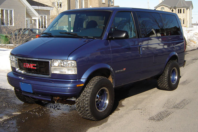 GMC Safari #11