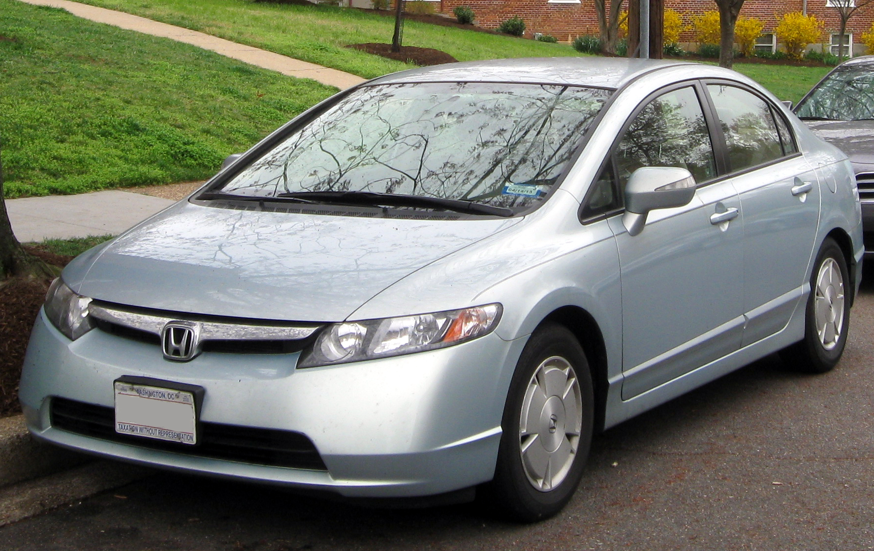 2008 Honda Civic #6