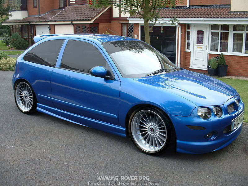 MG Rover #1