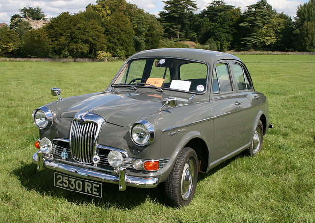 1959 Riley One-Point-Five #5