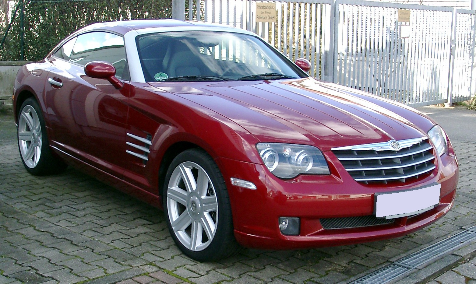 2008 Chrysler Crossfire #2
