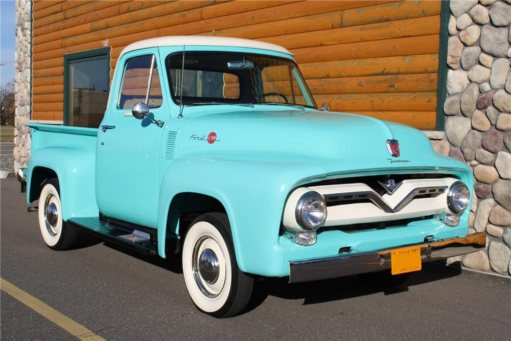 1955 Ford F #4
