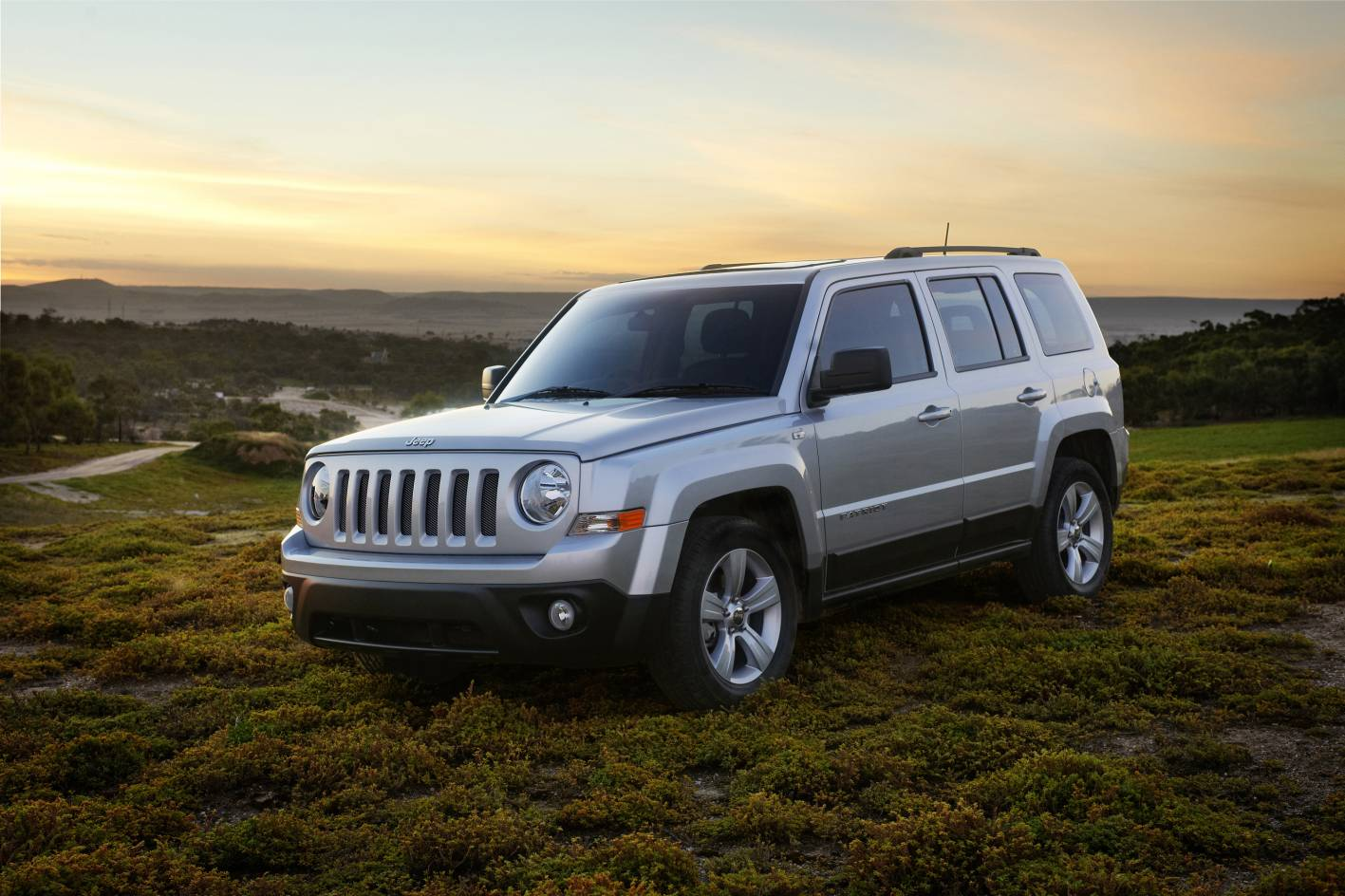 2012 Jeep Patriot #6
