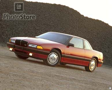 1990 Buick Regal #15