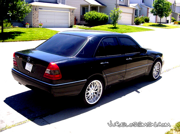 1996 mercedes benz c for Mercedes benz home page