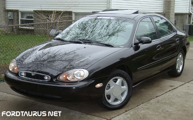 1996 Mercury Sable #8