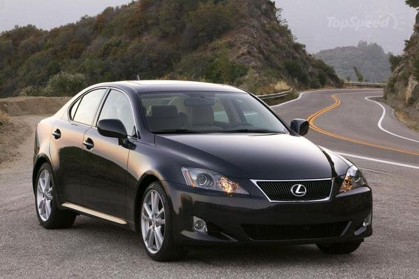 Lexus Is 350 #3