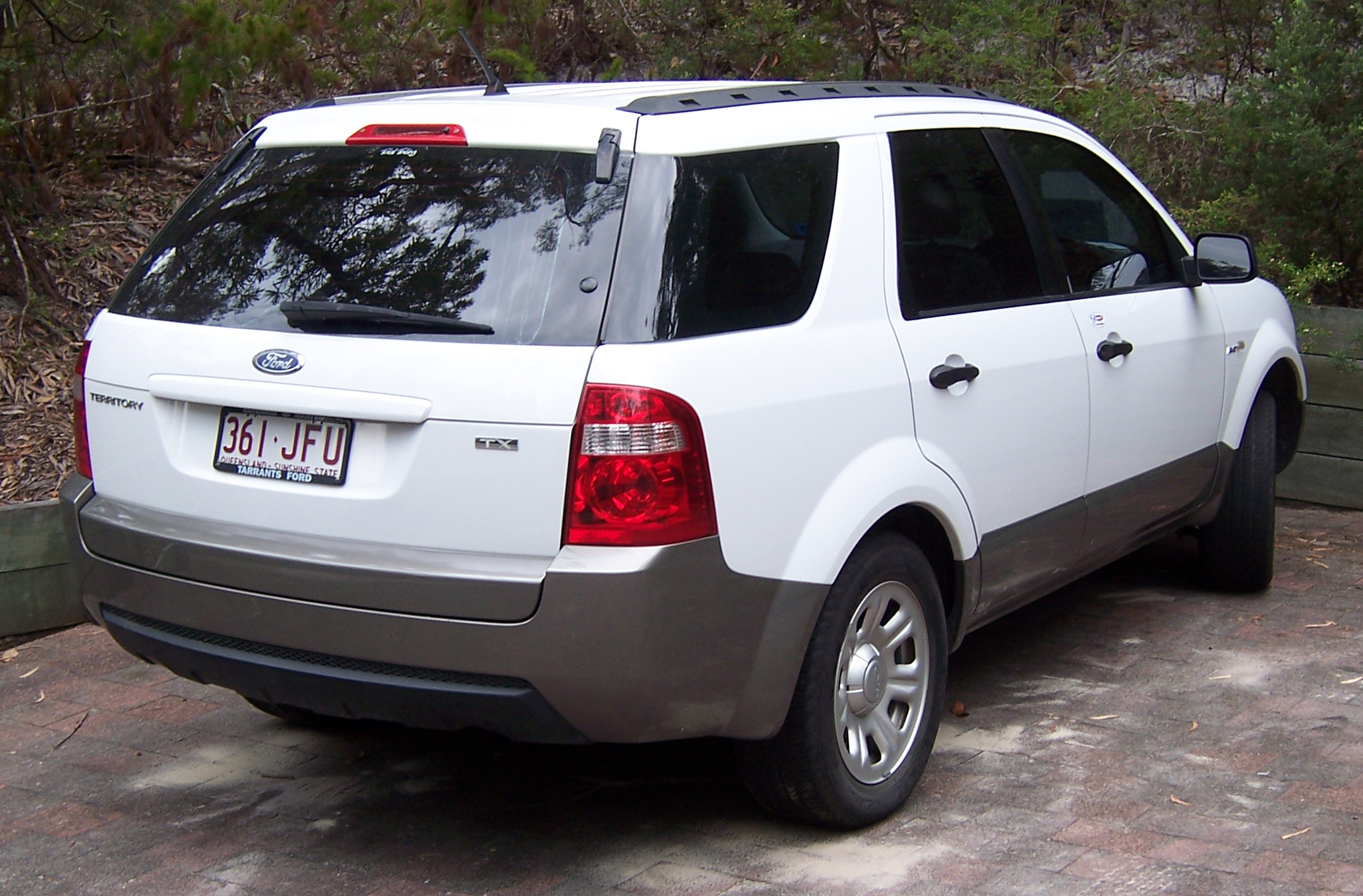 2007 Ford Territory #6