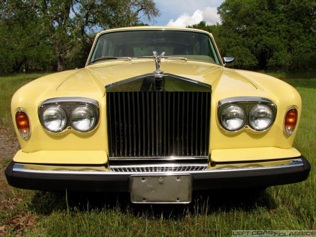 1978 Rolls royce Silver Shadow #4