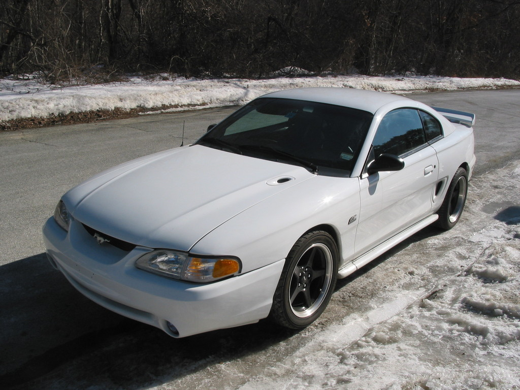 1995 Ford Mustang #8