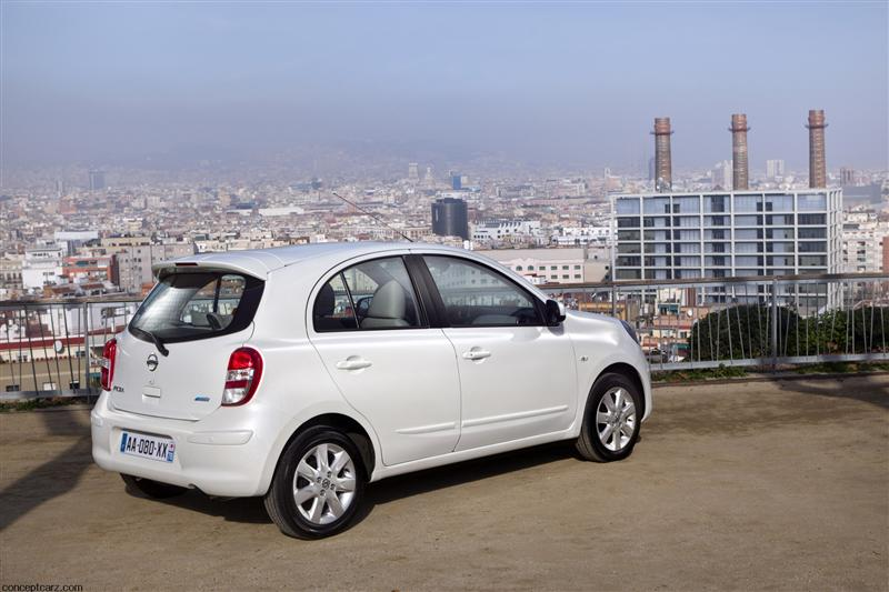 2012 Nissan Micra Photos Informations Articles Bestcarmag