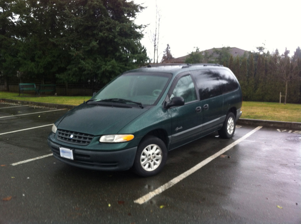 1996 Plymouth Grand Voyager #3