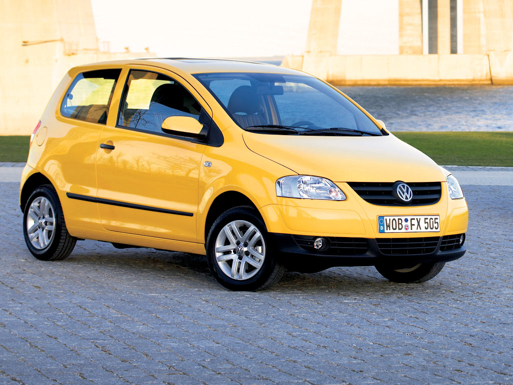 Volkswagen Fox #14