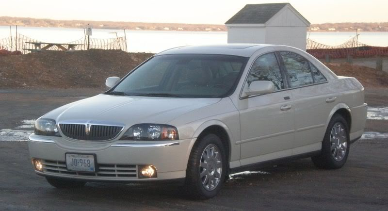 2004 Lincoln Ls #6