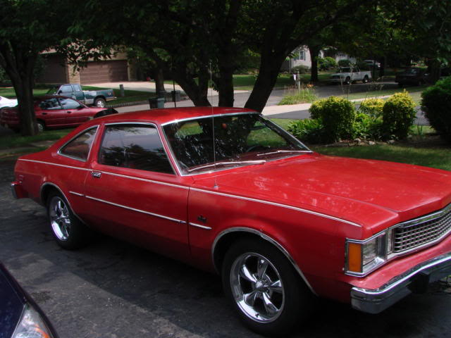 1980 Plymouth Volare #8