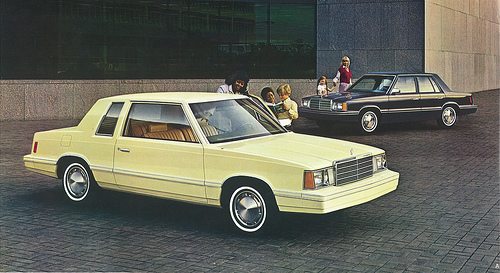 1982 Plymouth Reliant #11