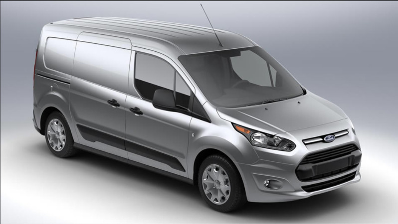 2013 Ford Transit Connect #17