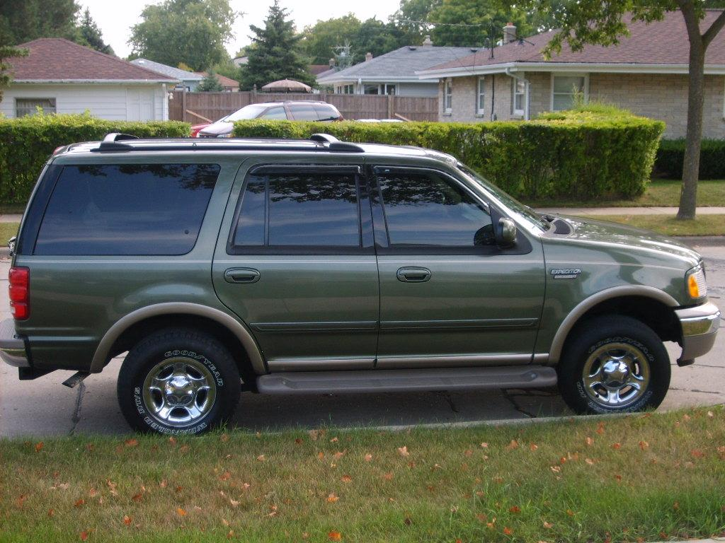 2002 Ford Expedition #6