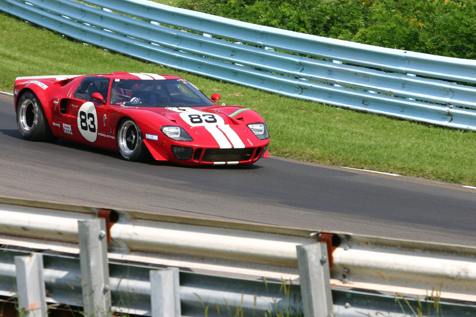 1969 Ford GT 40 #9