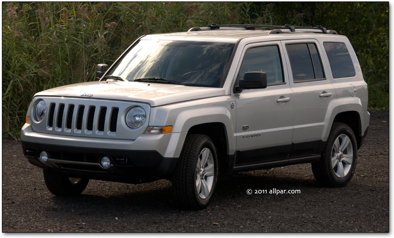 2011 Jeep Patriot #3