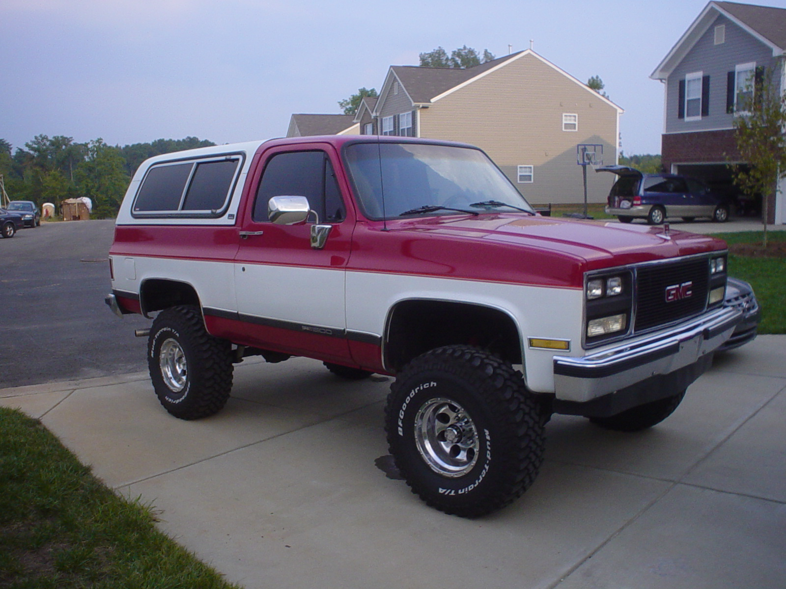 GMC Jimmy #15