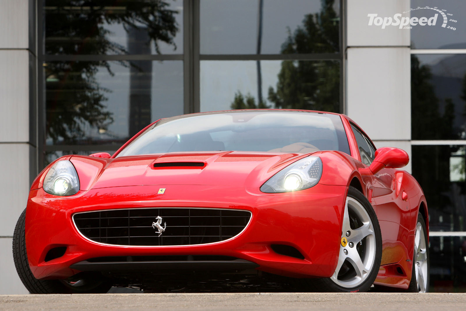 2009 Ferrari California #6