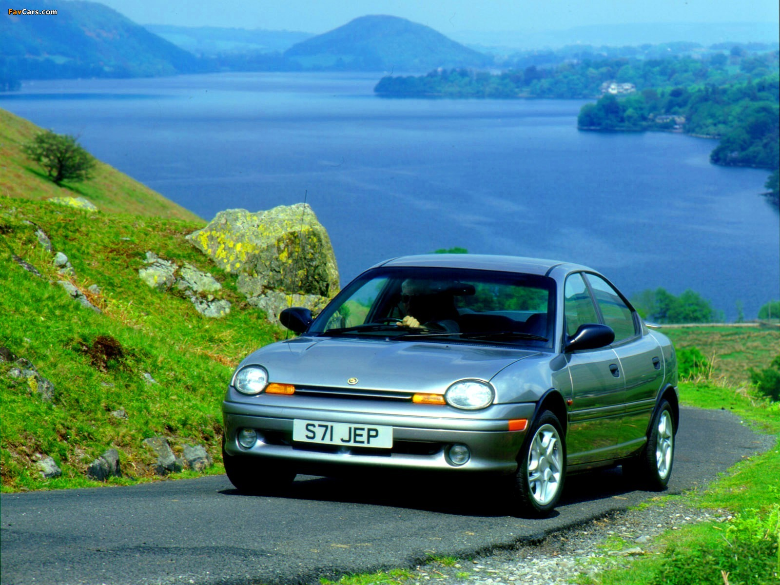 1994 Chrysler Neon #5