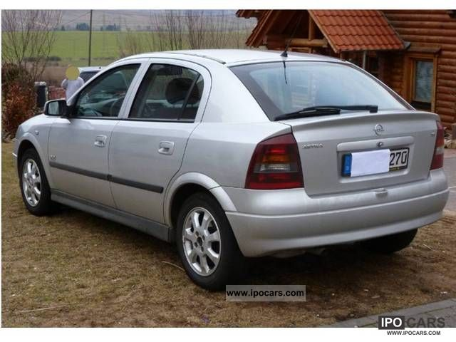 2003 opel astra photos informations articles. Black Bedroom Furniture Sets. Home Design Ideas