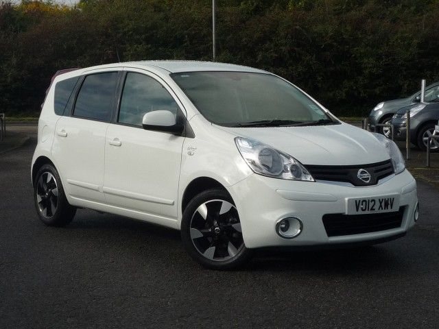 2012 Nissan Note #6