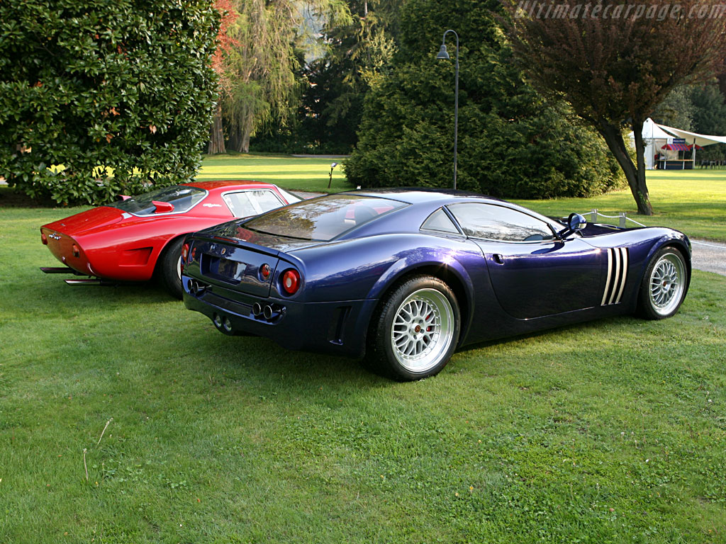 2002 Bizzarrini BZ-2001 #13