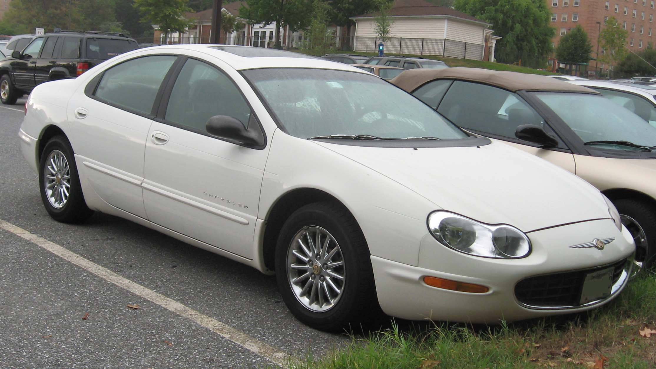 2001 Chrysler Concorde #2