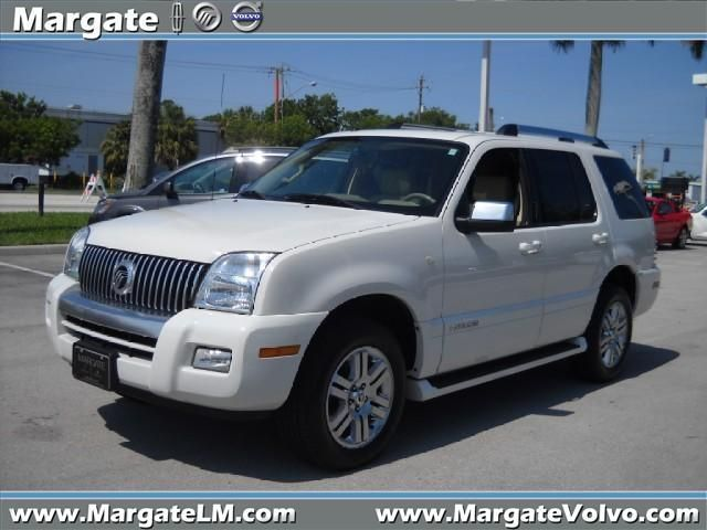 2008 Mercury Mountaineer #11