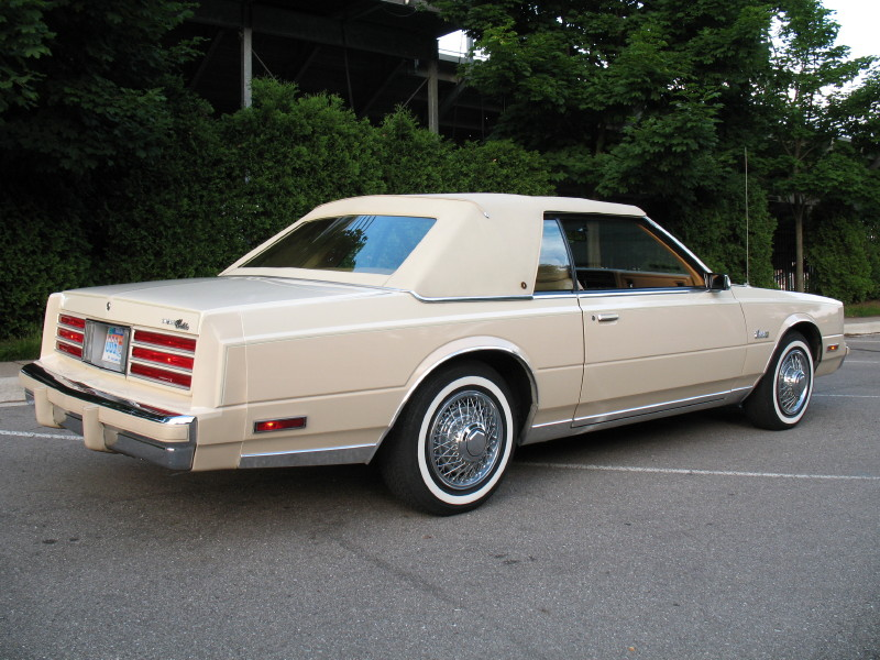 1982 Chrysler Cordoba #6