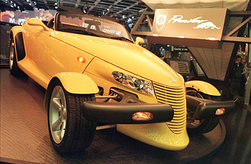 1997 Plymouth Prowler #17