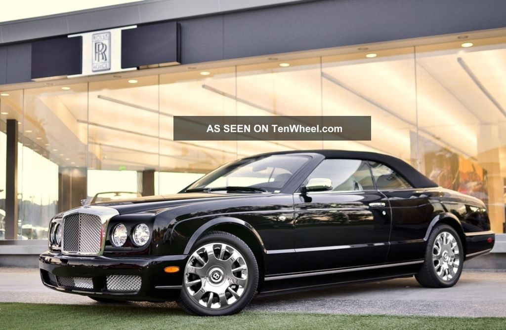 2008 Bentley Azure #7