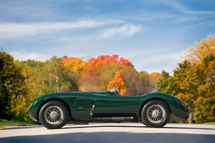 Jaguar C-Type #11