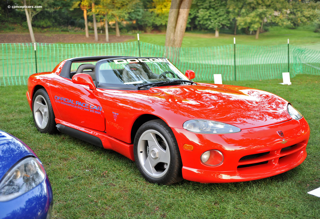 1992 dodge viper photos informations articles. Black Bedroom Furniture Sets. Home Design Ideas