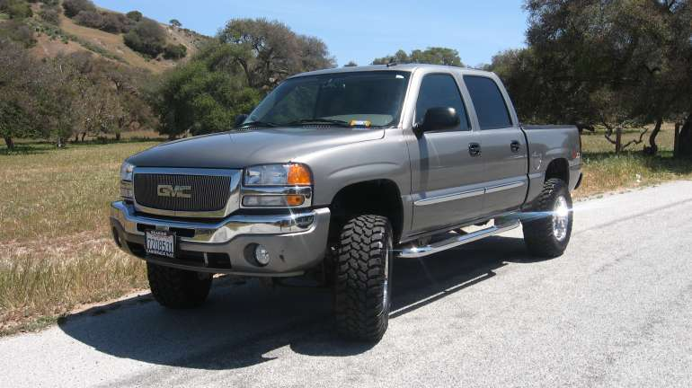 2001 GMC Sierra 2500hd #9